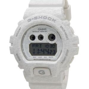 Casio-G-Shock-Men-GD-X6900HT-7DR-Heathered-White-Digital-Sports-Resin-Watch