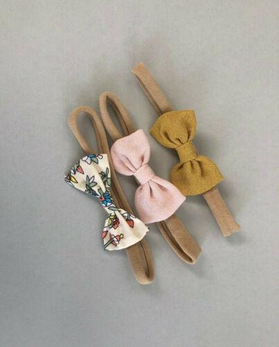 Baby Headband The /'Violet/' Bow