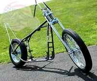 Ironhead Chopper Narrow Springer Paughco Rigid Frame Sportster Rolling Chassis