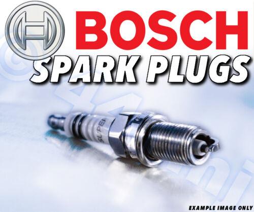 +13 /& gt parte no 4x Nueva Bosch Bujías Para Rover 414 1.4 Todos Los Modelos 90