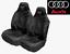AUDI-Protector de Cubierta de asiento de coche par x2//Sline S1 S2 S3 S4 S5 S6 S7 Q3 Q5 Q7 TT