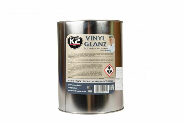K2 VINYL GLANZ Vinyl cleaner M191 5L High quality