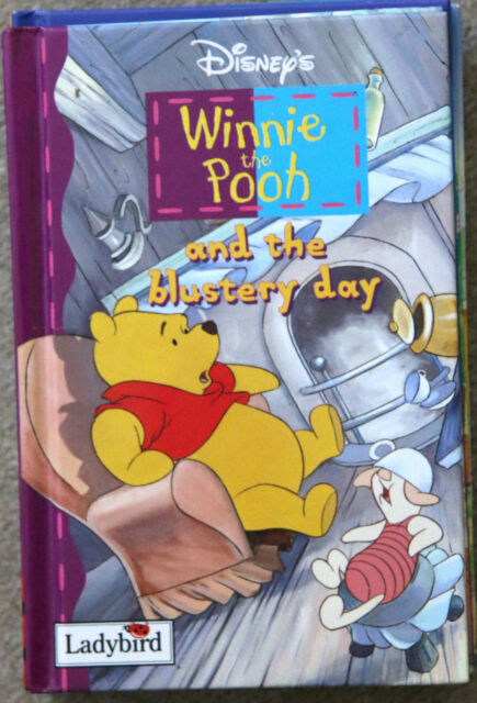 Ladybird book: Disney's Winnie The Pooh and the blustery day, 1999