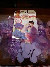 Disney Junior Fancy Nancy Fancy Boa /& Hair Clips choose from 2 Purple