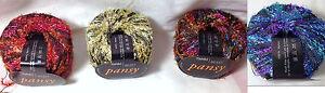 Tahki-Select-Pansy-Yarn-Choice-Fabulous-Colors-Loom-Knit-Crochet-FS-Offer