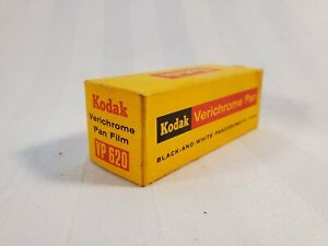 Vintage-KODAK-Verichrome-Pan-VP-620-Black-amp-White-Film-Dated-1961-Rare-New