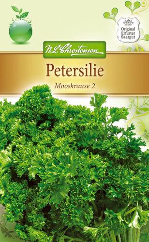 graines pour environ 7-8 mètres linéaires Petroselinum crispum 4970 Du Persil /'MOOSKRAUSE 2/'