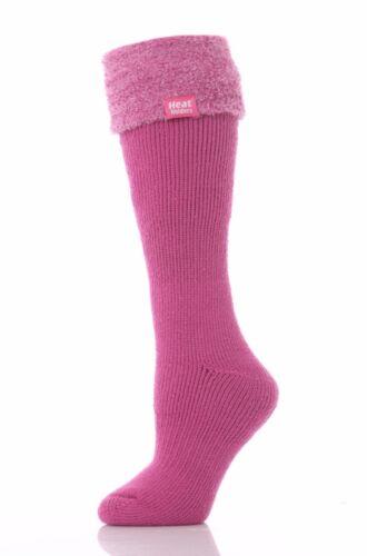 Ladies Thermal Warm Welly Boot Heat Holders Socks UK 4-8 EUR 37-42 See Listing