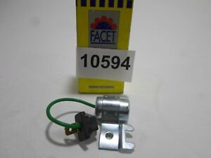 Condenser System Ignition Condenser Ignition FACET OPEL Ascona-At 1.9