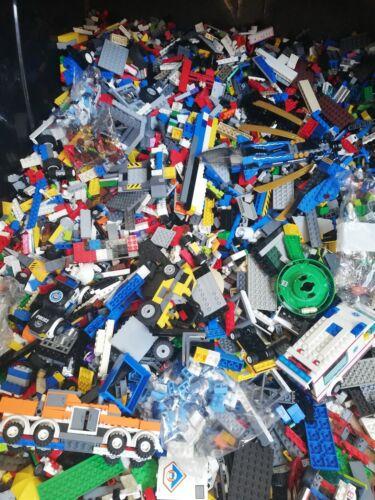 5KG BULK BUILDING PACKS 4250PC/'S* AFFORDABLE EDUCATIONAL FUN! LEGO