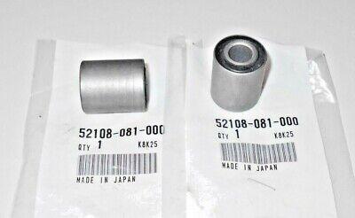 XR50 CRF50 HONDA SWINGARM REAR ARM PIVOT RUBBER BUSHINGS Z50 XR70 CRF70