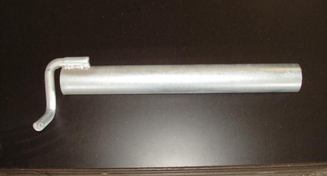 Gerüstkupplung und Ringschraube 160 mm Wandanker Gerüsthalter 60cm neu incl