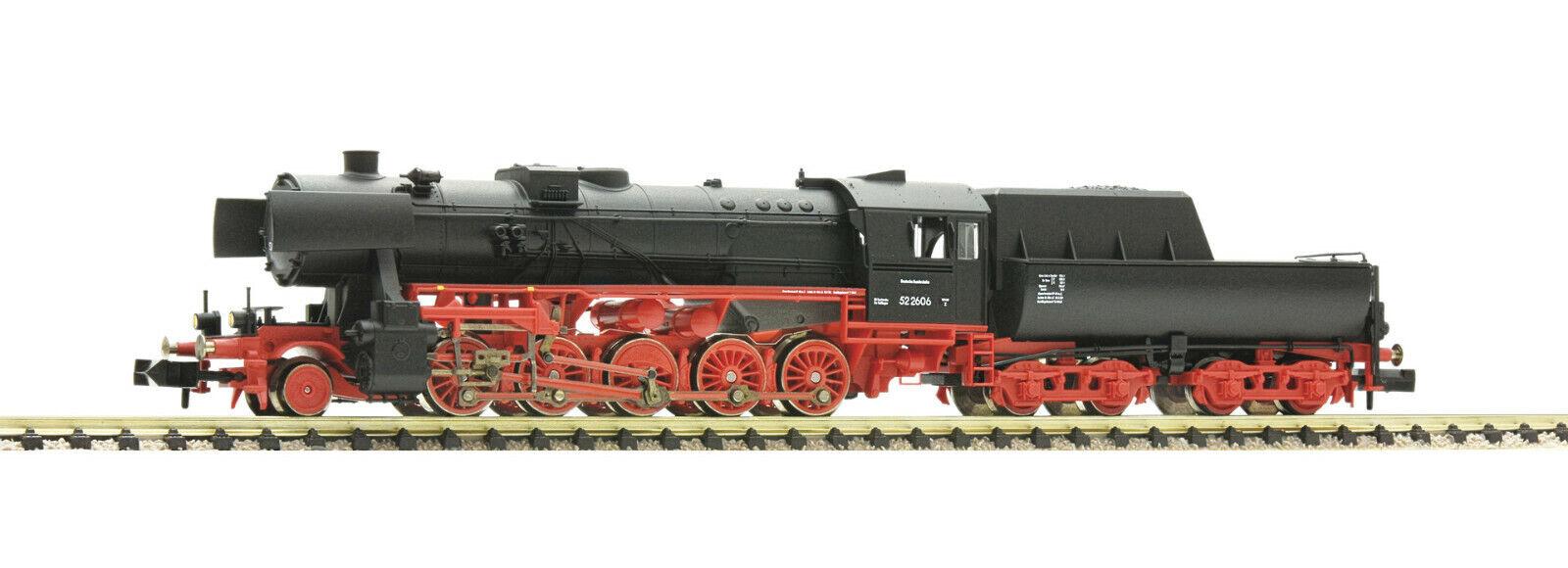 Fleischmann n 715213-locomotora a vapor br 52, DB mercancía nueva