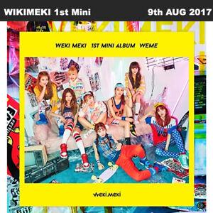 Weki Meki Weme 1st Mini Album Cd Booklet Photocard Profilecard Kpop 8809516261262 Ebay Tem um papel fundamental de intermediar e guiar o processo de pensamento. ebay