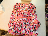 """NWT VERA BRADLEY """"PIXIE CONFETTI"""" BACKPACK IN POUCH"""