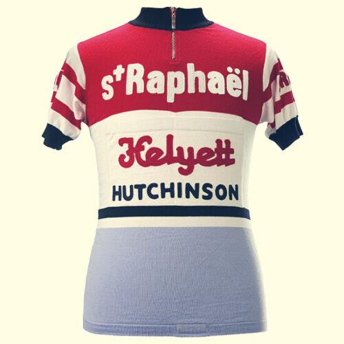 Magliamo/'s Saint-Raphael team 1962 Short Sleeve Jersey