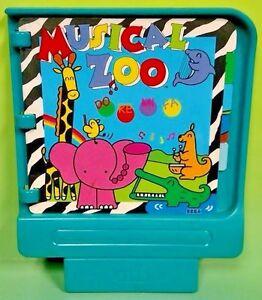 SEGA-Pico-Musical-Zoo-for-Pico-Video-Game-System-Rare