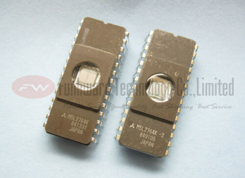 Mitsubishi M5L2764K 2764 64KBIT UV EPROM  X 10pcs
