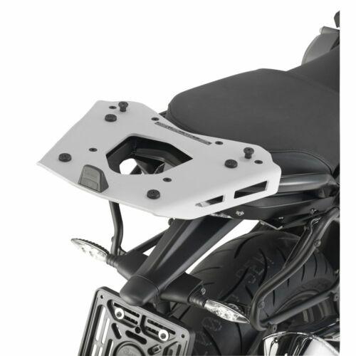 GIVI Topcase-Träger Aluminium Monokey Koffer BMW R 1200 R LC Bj R1200RS 15-16
