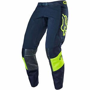 Fox Clothing Youth 360 Bann Motocross MX Pants Navy UK 24