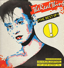 THE REAL THING - The Best Of - PRT