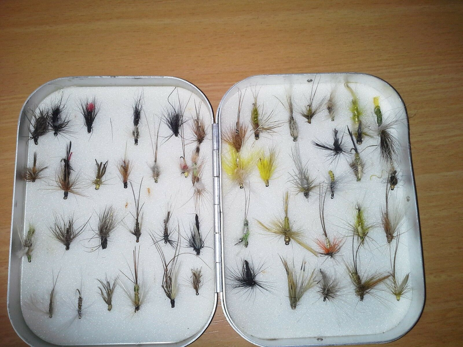 Richard Wheatley special edition 5   fly box for Salmon and Trout magazine no.2