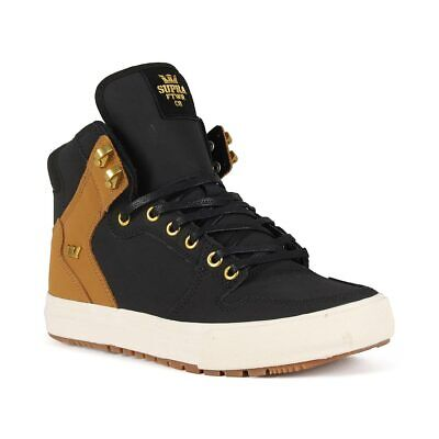 Supra Vaider CW Shoes Black Tan Bone | eBay
