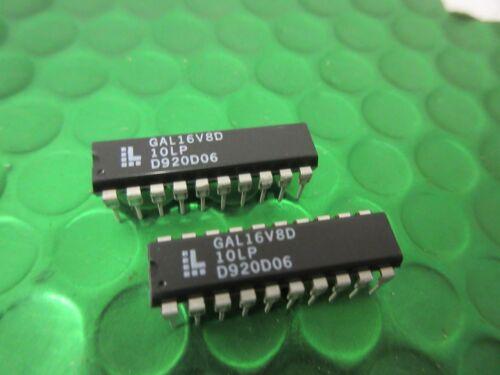 GAL16V8D-7LP o GAL16V8D-10LP GAL16V8D-15LP dispositivo logico programmabile