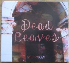 Merzbow – Dead Leaves CD, Limited Edition, the most powerful work