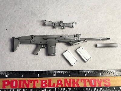 Mini fois fusil US Navy Seal Team Six Alex 1//6 Action Figure Toys minitimes Dam