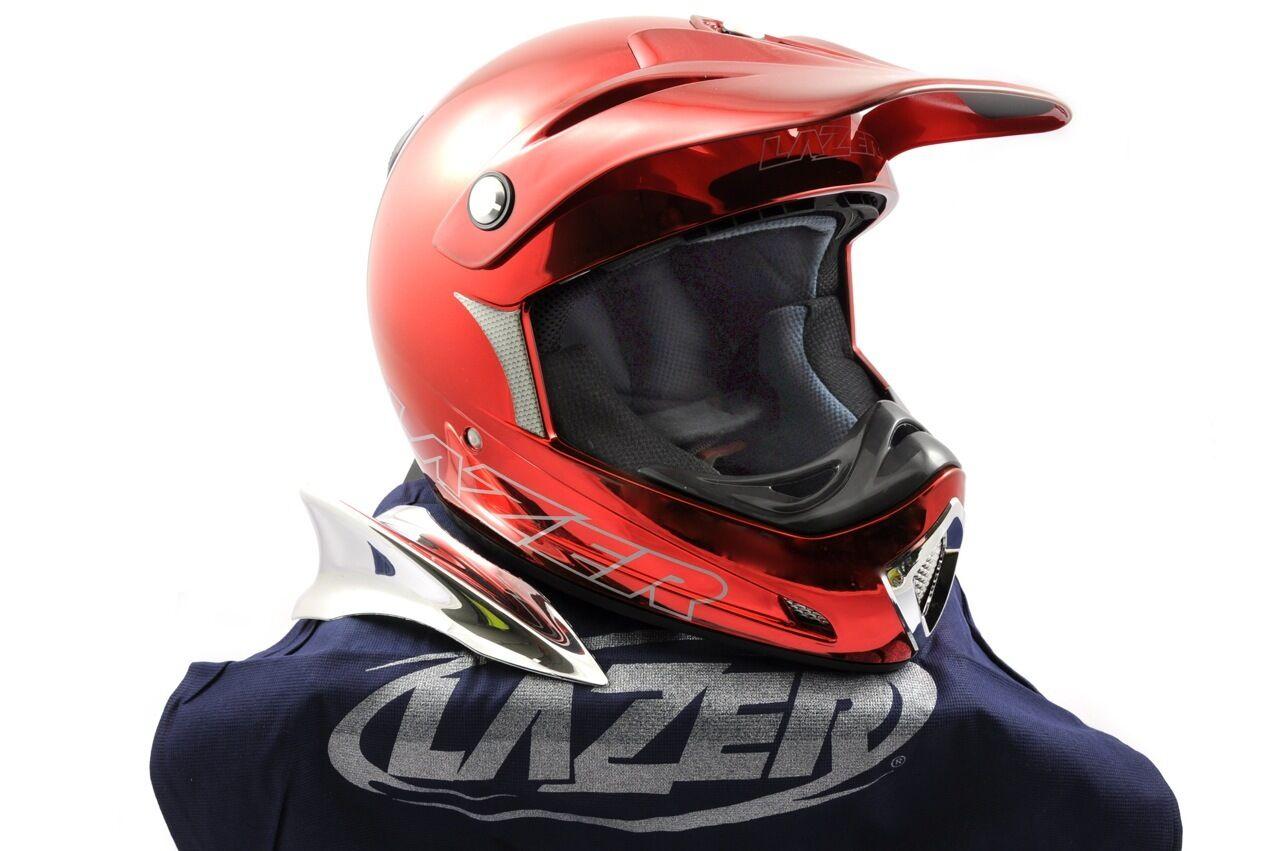 LAZER MX6 XPRO FULL FACE BIKE HELMET DOWNHILL,JUMP BIKE,BMX 3 SIZES 50% OFF RRP