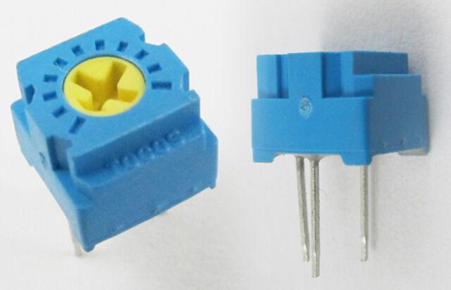 1pc Tocos Single Turn Cermet Trimmers DIP Potentiometer Pots GF-063P1 B103 10KΩ
