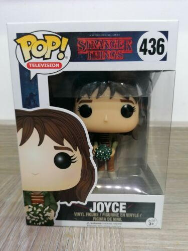Stranger Things Funko POP Joyce #436