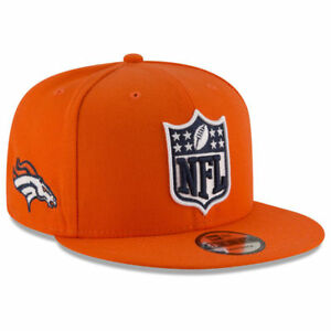 pick up ff634 a85e8 ... snapback hat heathered charcoal royal 60c67 332be  where to buy image  is loading denver broncos new era 9fifty nfl shield team 2acf3 9206e