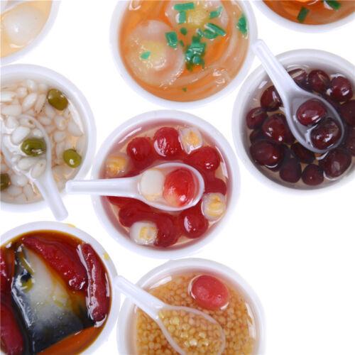 Casa de muñecas de alimentos de simulación para muñeca Blythe Accesorios Comida Para Decoración PIP Lu