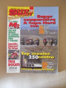 Amical Motosprint N°32-33 2000 Super Comparativa [ms12]