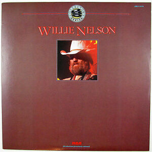 WILLIE-NELSON-Collector-039-s-Series-LP-1985-COUNTRY-NM-NM