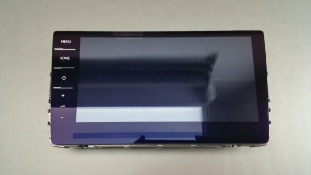 Orig. VW Golf 7 Gti 5G Facelift Control Panel Screen Navi Display 5G6919606