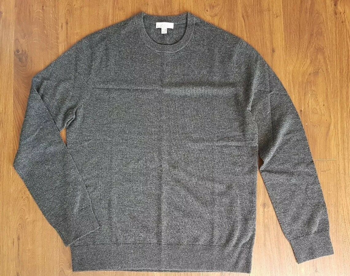 BNWOT COS Wool Jumper - Grey, Medium