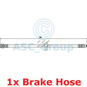 APEC-BRAKING-384mm-Disque-ETRIER-DE-FREIN-FLEXIBLE-TUYAU-CAOUTCHOUC-hos3719