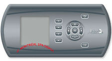 Spa Gecko Aeware Topside control keypad IN.K600 with menu driven for IN.XM