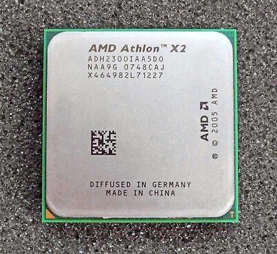 AMD Athlon X2 BE-2300 Energy Efficient 1.9 GHz Dual-Core ADH2300IAA5DO NAA9G