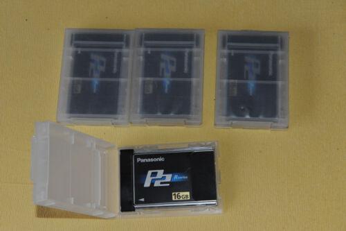 Panasonic p2 CARD16 GB memoria p2-scheda R-Series-IVA