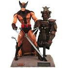 Marvel Select Classic Brown Wolverine - Action Figure