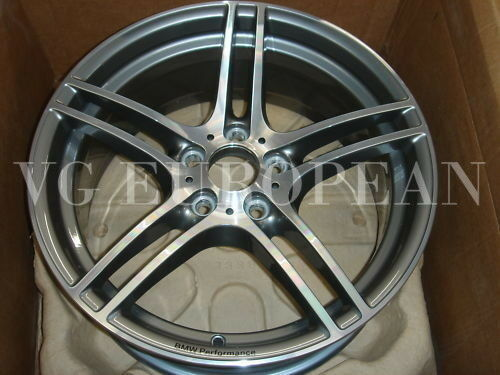 Genuine Bmw M Performance Style 313 Wheels Rims 19 For Sale Online