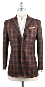 New-6000-Kiton-Brown-Sportcoat-38-48