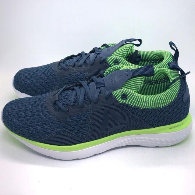 e17507a52e9b03 Reebok Men s Astroride Run Fire Mtm Ankle-High Running Shoes New Size 7.5