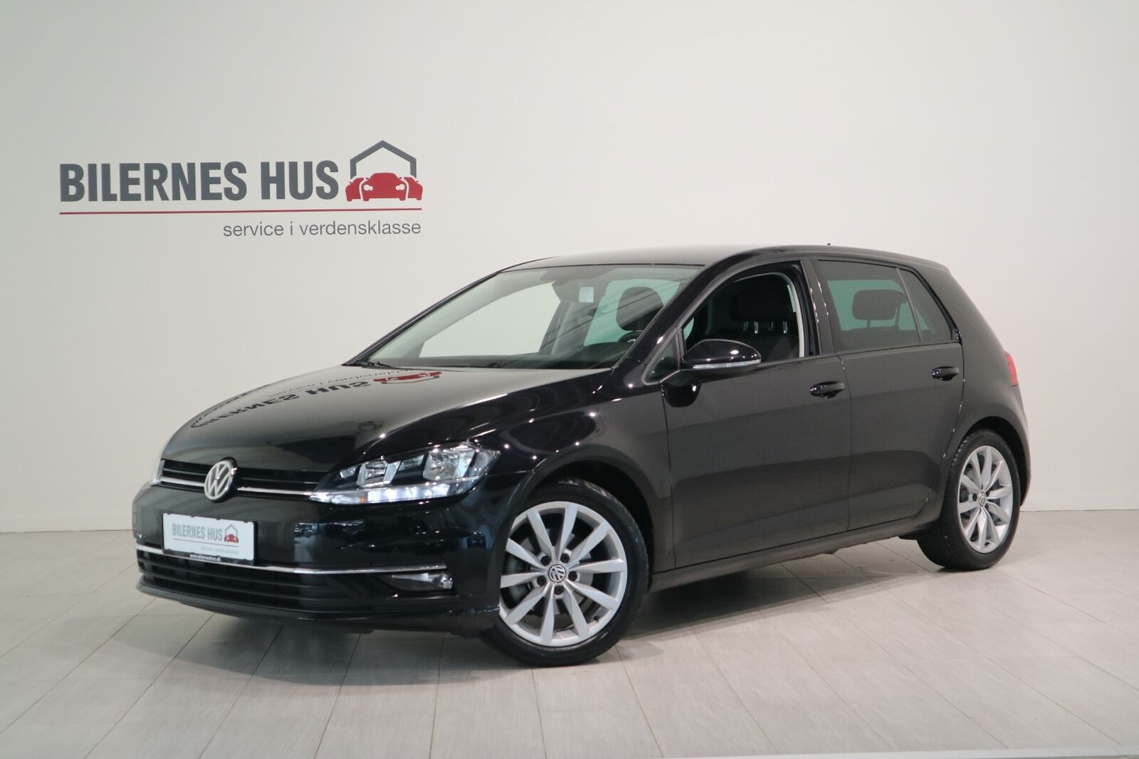 VW Golf VII 1,5 TSi 150 Highline DSG
