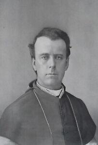 PATRICK-RIORDAN-Canada-Born-San-Francisco-Archbishop-1889-Portrait-Print