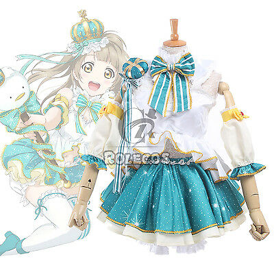LoveLive Love Live Kotori Minami UR Christmas Special Snowman Cosplay Costume